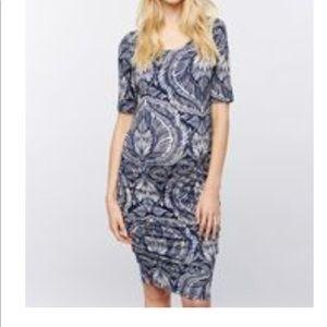 Beautiful like new maternity dress Pea In The Pod!
